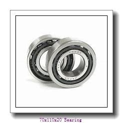 Deep Groove Ball Bearing 6014zz 2rs Washing Machine Bearing Size 70x110x20 mm