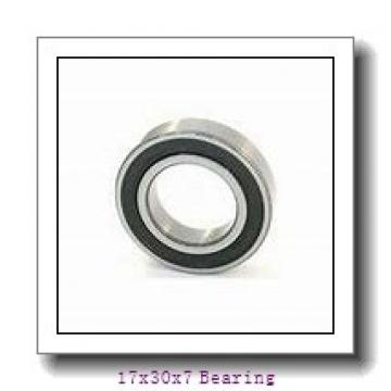 size 17x30x7 mm Angular Contact Ball Bearings 71903 sleeve bearings for electric motor