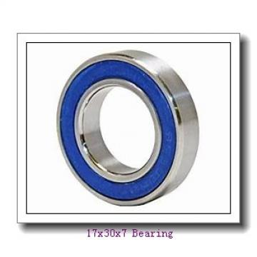 0.669 Inch | 17 Millimeter x 1.181 Inch | 30 Millimeter x 0.551 Inch | 14 Millimeter  NSK 7903CTRDULP4 Angular contact ball bearing 7903CTRDULP4 Bearing size: 17x30x7mm