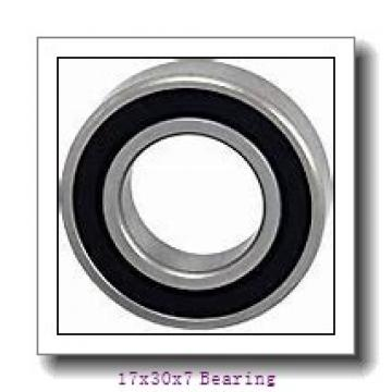 17x30x7 mm (dxDxB) HXHV China High precision angular contact ball bearing S71903 ACD/P4A single or double row