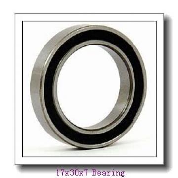 VEB 17 /NS 7CE1 High Precision Bearing Size 17x30x7 mm Angular contact ball bearing VEB17 NS 7CE1