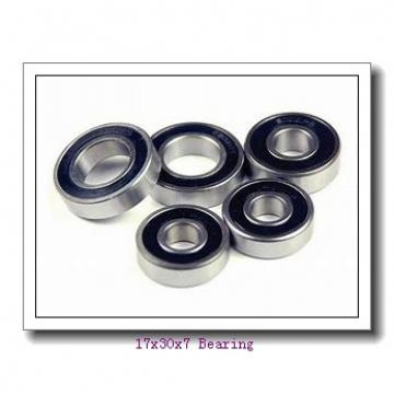 HCB71903-E-2RSD-T-P4S High Precision Bearing 17x30x7 mm Angular Contact Ball Bearings HCB71903.E.2RSD.T.P4S