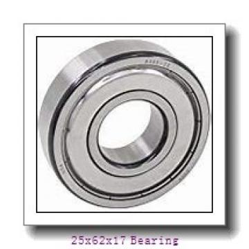 Original Good Quality KOYO Bearing Chrome Steel Electric Machinery 25x62x17 mm Deep Groove Ball KOYO 6305 ZZ 2RS Bearing