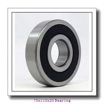 Super Precision Bearings HS7014E.T.P4S.UL Size 70X110X20 Bearing
