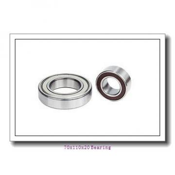 brand Spindle Bearing HS7014 Angular Contact Ball Bearings HS7014.C.T.P4S with 70x110x20 mm