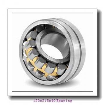 High precision marine mechanical bearing NJ224ECP Size 120X215X40