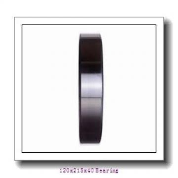 120 mm x 215 mm x 40 mm  NTN 30224 Tapered roller bearing 30224U Bearing size 120x215x40mm