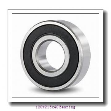 Four Point Angular Contact Ball Bearing QJ224N2MA QJ 224 N2MA 120x215x40 mm