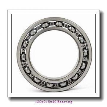 Deep groove ball bearing 6224 120x215x40 mm