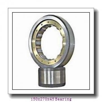 factory price 150x270x45 6230 deep groove ball bearing
