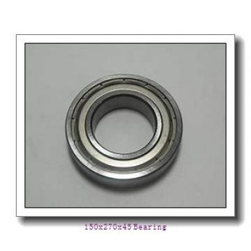 Top quality 150x270x45 mm NSK deep groove ball bearing 6230 6230zz