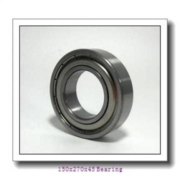 7290A Japan Brand High Precision Bearing 150x270x45 mm Angular Contact Ball Bearings 7290 A