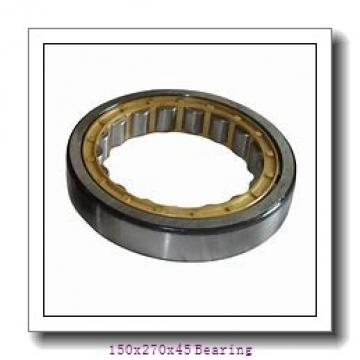 150 mm x 270 mm x 45 mm  nsk koyo nachi ntn 6230 deep groove ball bearing 150x270x45