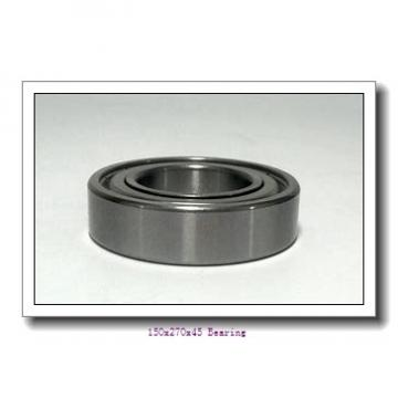 Supply high quality general mechanical bearings 6230 Size 150X270X45