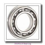 Long life desulfurization pump Angular contact ball bearing S7011ACDGA/P4A Size 55x90x18