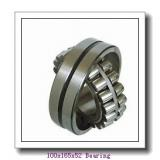 Low noise Taper roller bearing 33120 Size 100x165x52
