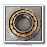 Power plant Angular contact ball bearing QJ326N2MA/C3 Size 130x280x58