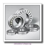 Single Row Cylindrical roller bearing with cage 240x440x72 mm NJ248 NUP248 N248 NJ 248